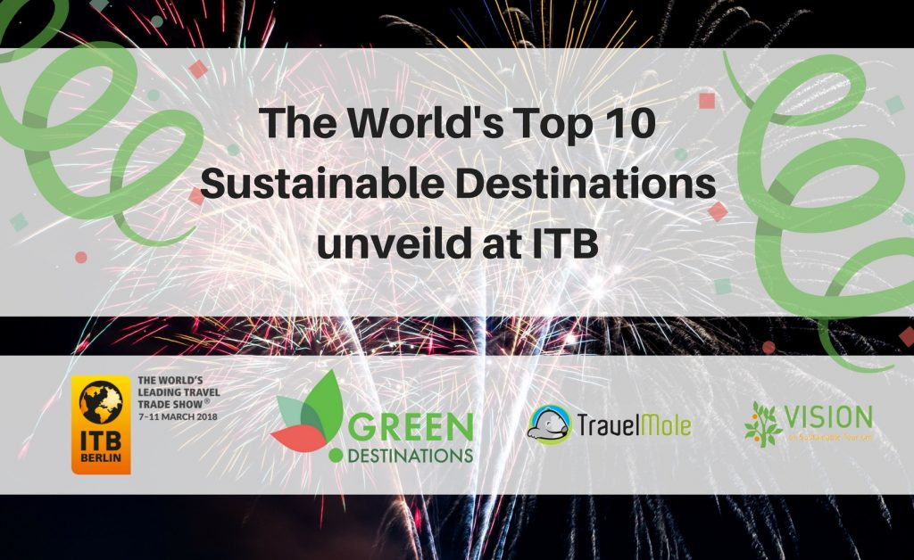 0fbec03d6f The World s Top 10 Sustainable Destinations unveiled at ITB
