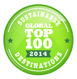 SUSTAINABLE DESTINATIONS TOP 100